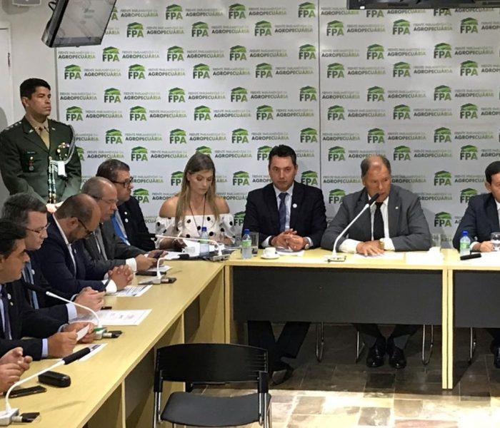 FPA retoma atividades com participação de Hamilton Mourão e Domingos Sávio