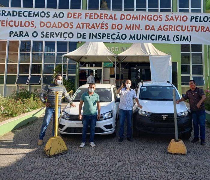 novos veículos 0 km entregues em Oliveira